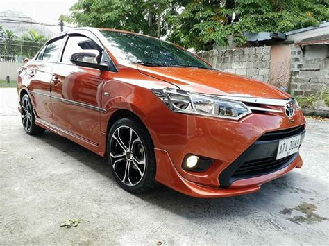 2015 toyota vios e a t 2015 toyota vios e a t trd edition for sale used cars