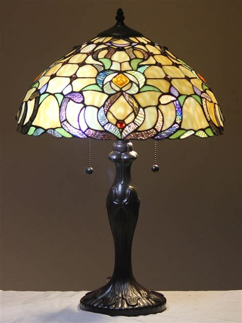 tiffany style ls ebay tiffany style stained glass l quot dublin quot free ship