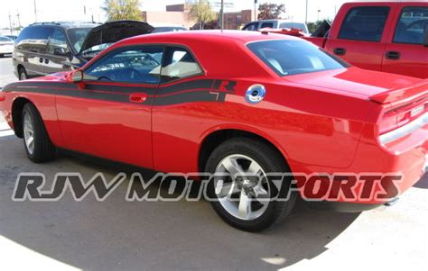 rt stripes for dodge challenger dodge challenger r t stripes