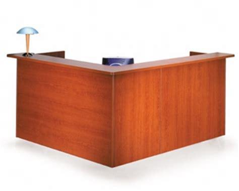 sunset series reception desk by maverick