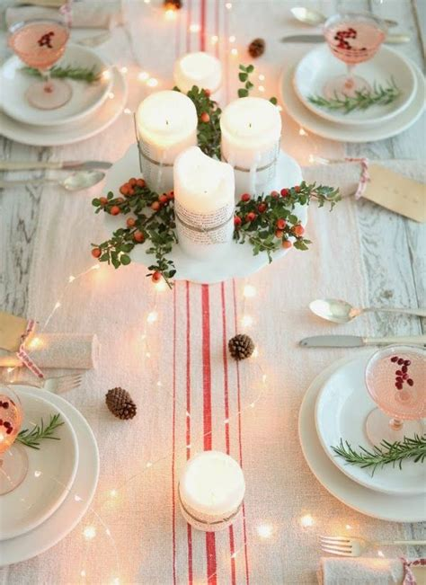 beautiful tables picture of beautiful christmas wedding table setting ideas