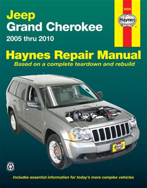 jeep grand cherokee haynes repair manual am autoparts jeep grand cherokee haynes repair manual 2005 2010 hay50026