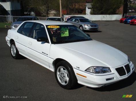 1995 Pontiac Grand Am Se by 1995 Bright White Pontiac Grand Am Se 63871667 Gtcarlot