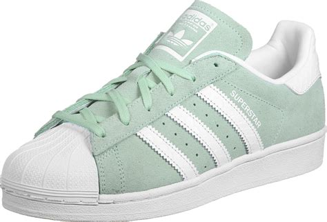 Adidas By adidas superstar w shoes turquoise white