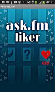 funny ask fm ask fm liker android apps on google play