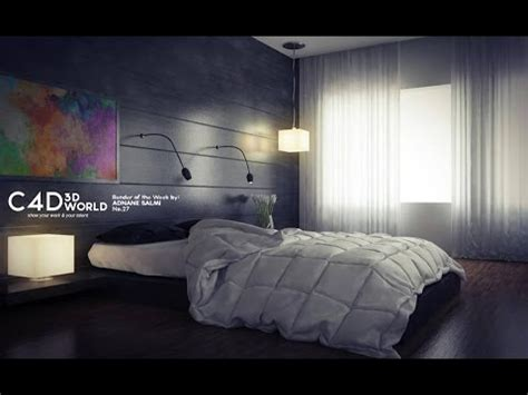 Vray Interior Rendering Tutorial Cinema 4d Tutorial Vray Lighting Render Settings And