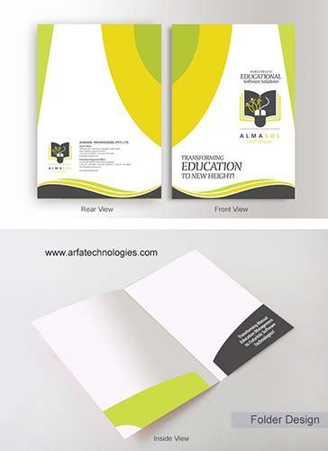 decorative folders design decorative file folders design creative company folder