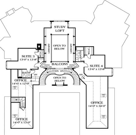 dual master suites 44 best images about dual master suites house plans on