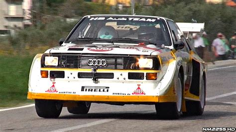 Audi Konzern by Audi Quattro S1 B Sound Turn Up The Volume