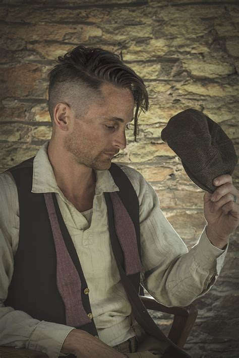 by the hair of the peaky blinders beardsgaard barbers