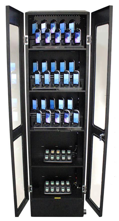 Mobile Device Storage Cabinet mobile device storage cabinet manicinthecity
