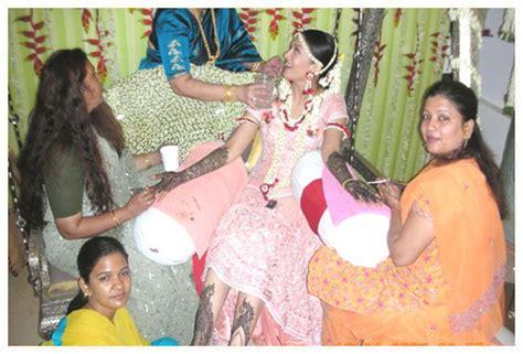 Aishwarya Post Wedding Ceremony by Aishwarya Mehndi Ceremony