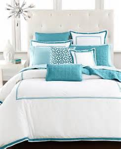 Turquoise And White Comforter by Turquoise And White Bedding Set Product Selections Homesfeed