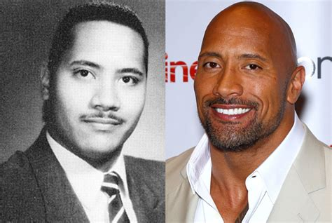 dwayne the rock johnson then and now young dwayne johnson 17 photos famepace
