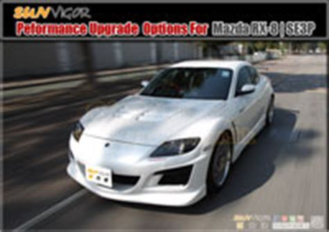 Silicon Masda Biante mazda modification performance tuning racing parts upgrade project gallary sun vigor
