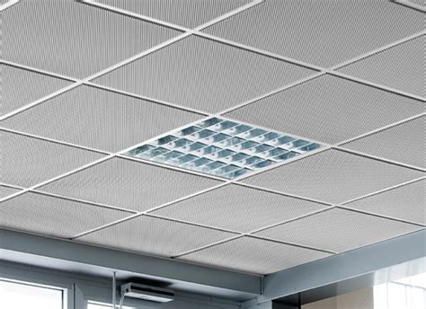 Sound Absorbing Metal Ceiling Tiles Prometal 174 By Prometal Sound Absorbing Ceiling Tiles