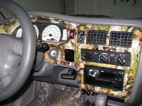 Camo Truck Interior by 301 Moved Permanently