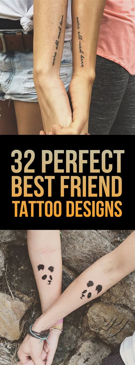 best friend designs 32 best friend designs tattooblend