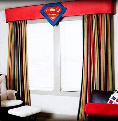 super hero curtains germani decor bella bambini little tiny super hero