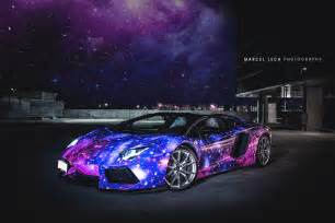 Lamborghini Galaxy Lamborghini Aventador Roadster Galaxy Wrap Hq Bro