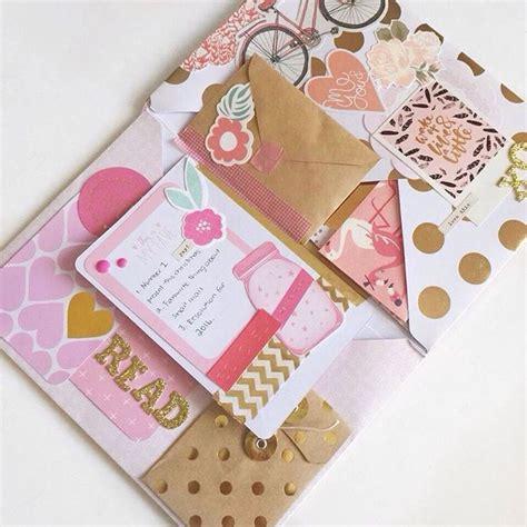 Pen Paper Kiky Envelope inspiration envelope flip books