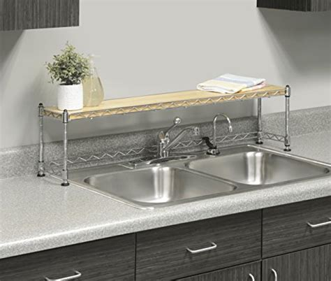 whitmor 6066 930 supreme the sink shelf ebay