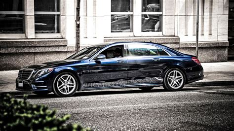 mercedes maybach s600 set for los angeles auto show debut