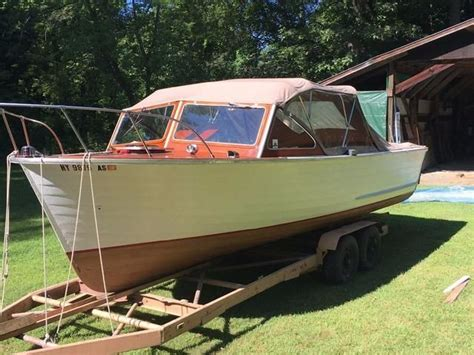 Sleeper Boats by 1961 Lyman Sleeper Power Boat For Sale Www Yachtworld