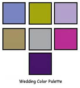 unique colors unique color wedding