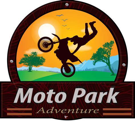 logotipos moto park adventure moto park adventure