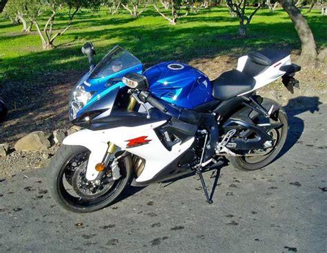 Suzuki Gsxr 750 2012 Review 2012 Suzuki Gsx R750 Test Ride Lighter Is Better