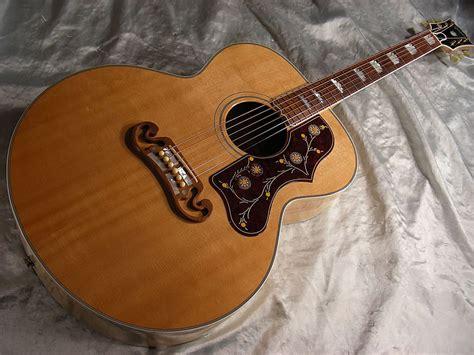 Shelton's Guitars J 200