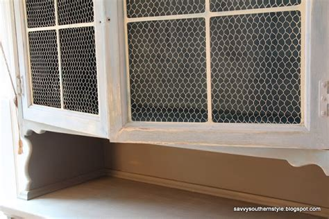 chicken wire cabinet doors chicken wire cabinet door kitchen