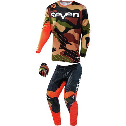 seven motocross gear seven 2017 annex combo soldier motosport