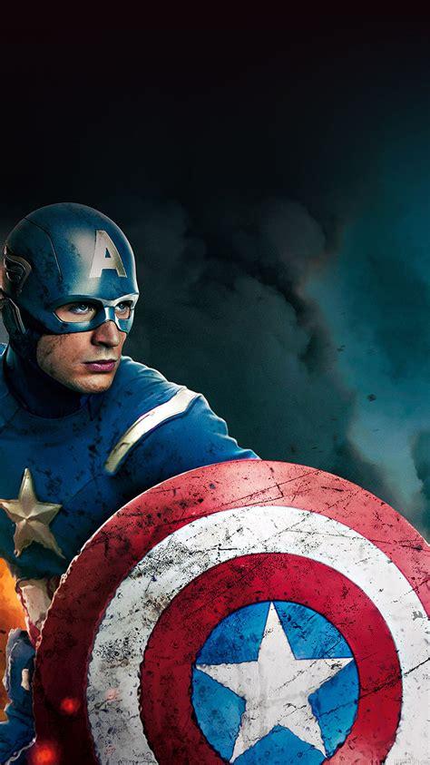 ab wallpaper captain america avengers illust film