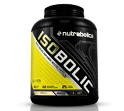 Nutrabolics Isobolic 5lb nutrabolics isobolic geranium swollen thermal xtc anabolic state fighter s food factor hemotest