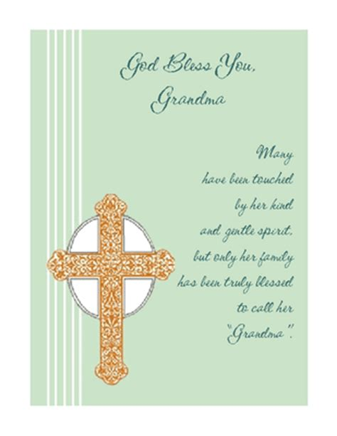 printable birthday cards for grandma god bless grandma greeting card mother s day printable