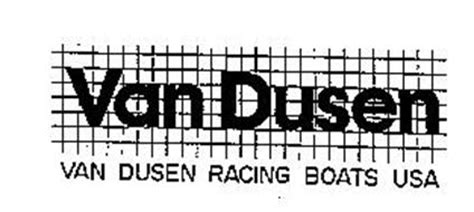 van dusen boats van dusen van dusen racing boats usa trademark of