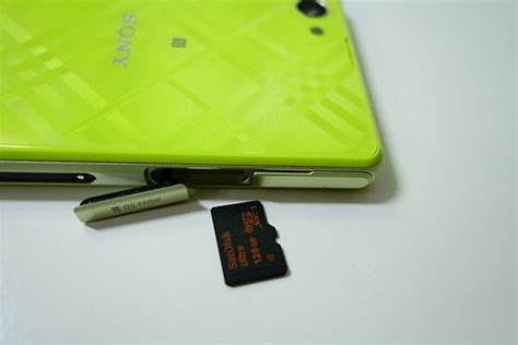SanDisk?s 128GB microSDXC card works a treat in Sony Xperia devices   Xperia Blog