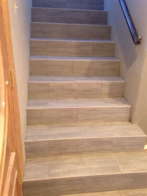 tile pattern on stairs photo of tfi tile marble design orange ca united