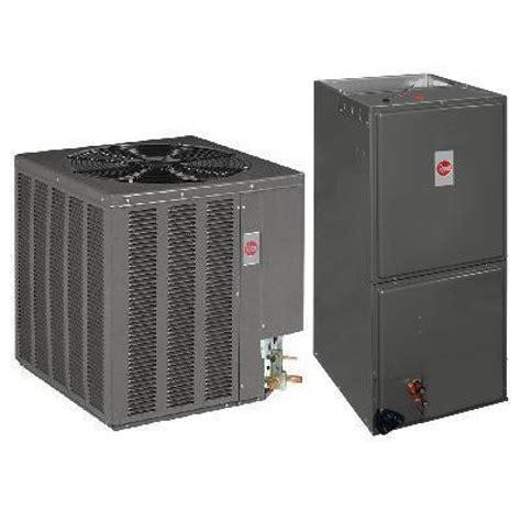 13 seer air conditioner 4 ton rheem 13 seer r 410a air conditioner split system