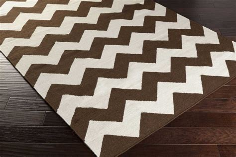 Brown And White Area Rug Artistic Weavers York Pheobe Awhd1037 Brown White Area Rug