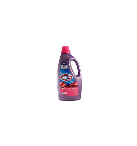 clorox clothes 2x stronger stain remover color booster