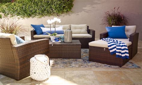 Outdoor Patio Furniture For Small Spaces How To Choose Summer Patio Furniture For Small Spaces Overstock Outdoor Uk Cheap Beauteous