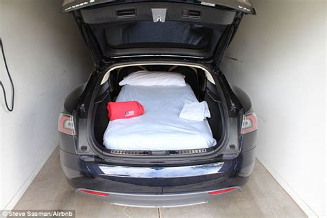 Rent A Tesla Chicago Rents Out Tesla Model S On Airbnb For 85 A