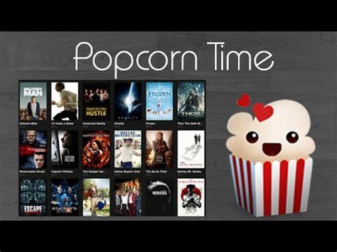 popcorn time baixar instalar configurar  utilizar