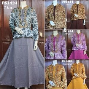 Kenali Model Baju Gamis mau membeli baju pesta kenali dulu jenis kainnya fika shop