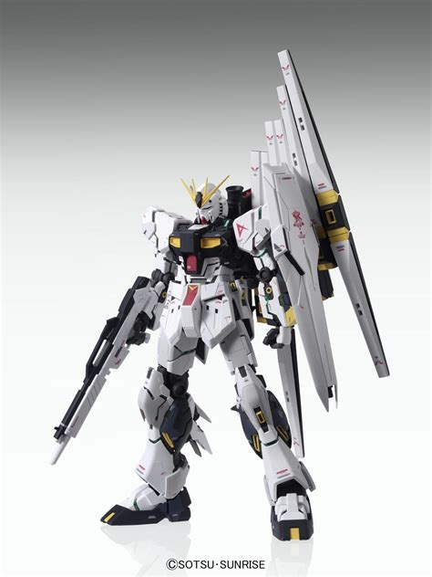 Mg Nu Gundam Ver Ka gundam mg 1 100 rx 93 nu gundam ver ka hajime