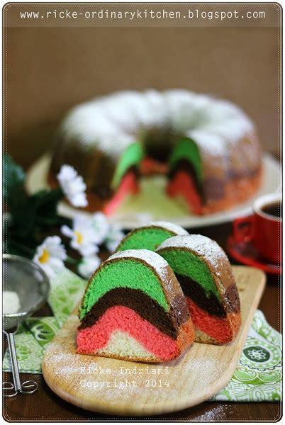 Sale Colorful Sisa Putih just my ordinary kitchen rainbow egg whites cake cake putih telur pelangi