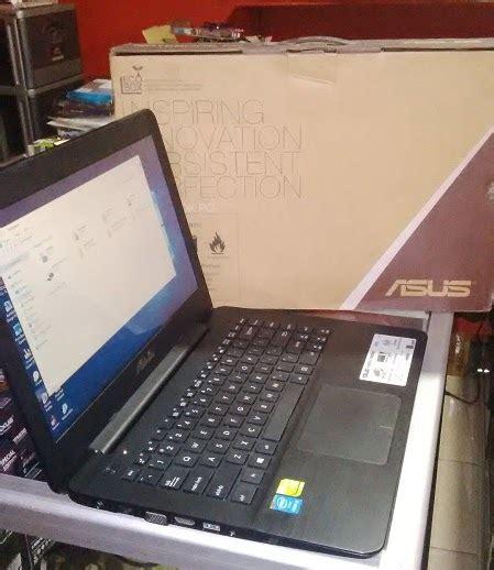 Terbaru Laptop Asus A455lf notebook asus a455 series memiliki kartu grafis diskrit